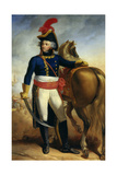 Jean-Baptiste Kleber, General of the Eastern Army Giclee Print by Antoine Ansiaux