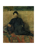 Gustave Lucien Dennery Giclee Print by Henri de Toulouse Lautrec