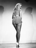 Cleo Moore, 1956 Photo