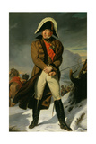 Michel Ney, During the Retreat from Russia Giclee Print by Eugene Battaille