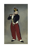 The Fife Player, 1866 Giclee Print by Edouard Manet