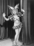 Lady of Burlesque Photo