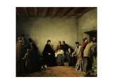 Mont-De-Piete, Dijon Giclee Print by Ferdinand Heilbuth