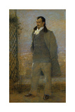 Georges Courteline, French Dramatist and Novelist, 1898 Giclee Print by Charles Leandre