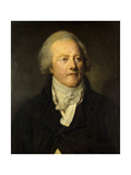 Armand Gensonne, Member of the Legislative Assembly, the French Convention Giclee Print by Jean Baptiste Greuze