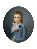 Louis XVII as Dauphin of France Giclee Print by Alexander Kucharski