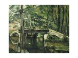 The Bridge of Maincy, 1879 Giclee Print by Paul Cezanne