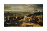 Battle of Jena, October 14Th, 1806. Napoleon before His Troops Giclee Print by Charles Thevenin
