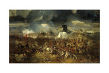 The Battle of Waterloo, June 18Th, 1815 Giclee Print by Clement Auguste Andrieux