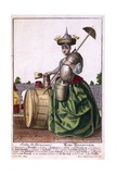 A Brewer's Wife Giclee Print by Martin Engelbrecht