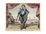 Duke of Mayenne, Leader of the Enemies of Henry Iv Giclee Print by Jacques de Breville
