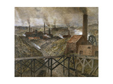 In the Black Country, Ca. 1893 Giclee Print by Constantin Meunier