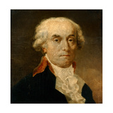 Jerome Petion De Villeneuve, President of French Convention and Paris Mayor Giclee Print by Jean Guerin