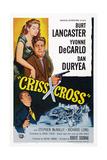 Criss Cross Giclee Print