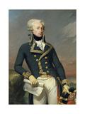 Marquis of La Fayette. Marie Paul Joseph Motier, Ca.1825 Giclee Print by Joseph D. Court