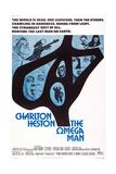 The Omega Man Giclee Print