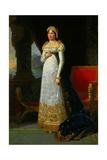 Maria Letizia Bonaparte Born Ramolino, known as Madame Mere Giclee Print by Robert Lefevre
