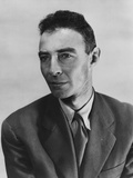 Robert Oppenheimer, Atomic Physicist and Head the Manhattan Project's Secret Weapons Laboratory Photo