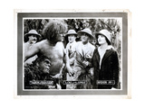 The Son of Tarzan Giclee Print