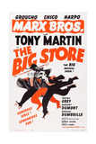 The Big Store Giclee Print