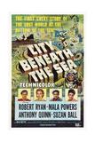 City Beneath the Sea Giclee Print