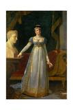 Pauline Bonaparte, Princess Borghese, Duchess of Guastalla. 1806 Giclee Print by Robert Lefevre