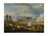 Battle of Marengo, June 14, 1800. Napoleon's Italian Campaign Against Austria Giclee Print by Louis Francois Lejeune