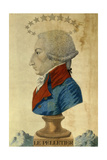 Le Pelletier De Saint Fargeau, French Revolutionary Politician. Giclee Print