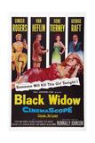 Black Widow Giclée-tryk