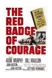 The Red Badge of Courage Giclee Print