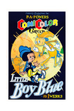Little Boy Blue Giclee Print