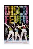 Disco Fever Giclee Print