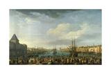 Xxxx French Painting Giclée-Druck von Joseph Vernet