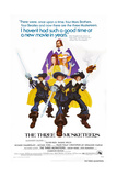 The Three Musketeers Giclee Print