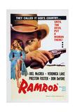 Ramrod Giclee Print