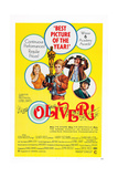 Oliver! Giclee Print