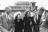 Kennedy Family at Waltham Massachusetts for Dedication of the Eunice Kennedy Shriver Institute Photo