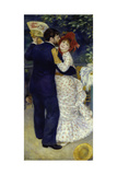 Dance in the Country, 1883 Giclee Print by Pierre Auguste Renoir