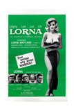 Lorna Giclee Print