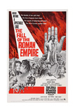 The Fall of the Roman Empire Giclee Print