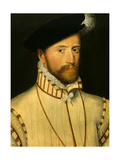 Jacques D'Albon, Lord of Saint-Andre, Marquis of Fronsac, Marshal of France in 1547 Giclee Print