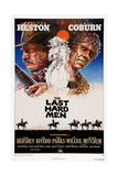 The Last Hard Men Giclee Print