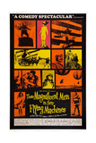 Those Magnificent Men in their Flying Machines Giclee Print