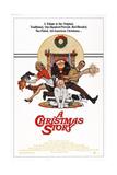 A Christmas Story Giclee Print