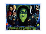 Dracula's Daughter Giclee Print