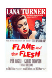 Flame and the Flesh Giclee Print