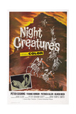 Night Creatures Giclee Print
