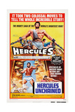 Hercules Giclee Print