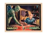 The Mummy Giclee Print