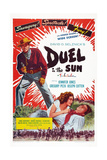 Duel in the Sun Giclee Print